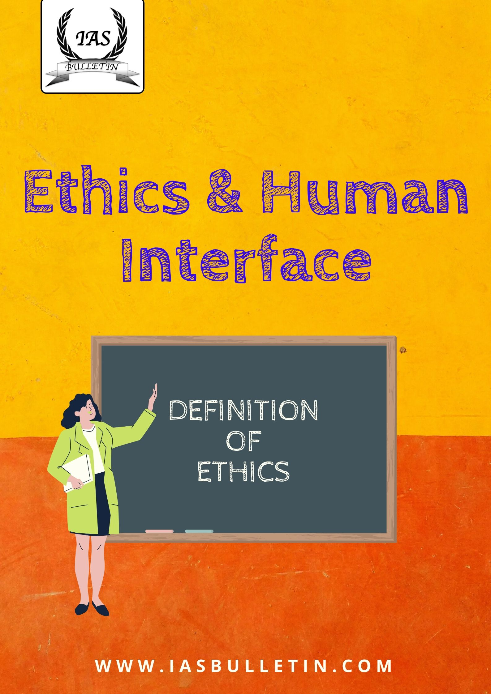 ETHICS DEFINITION COVER