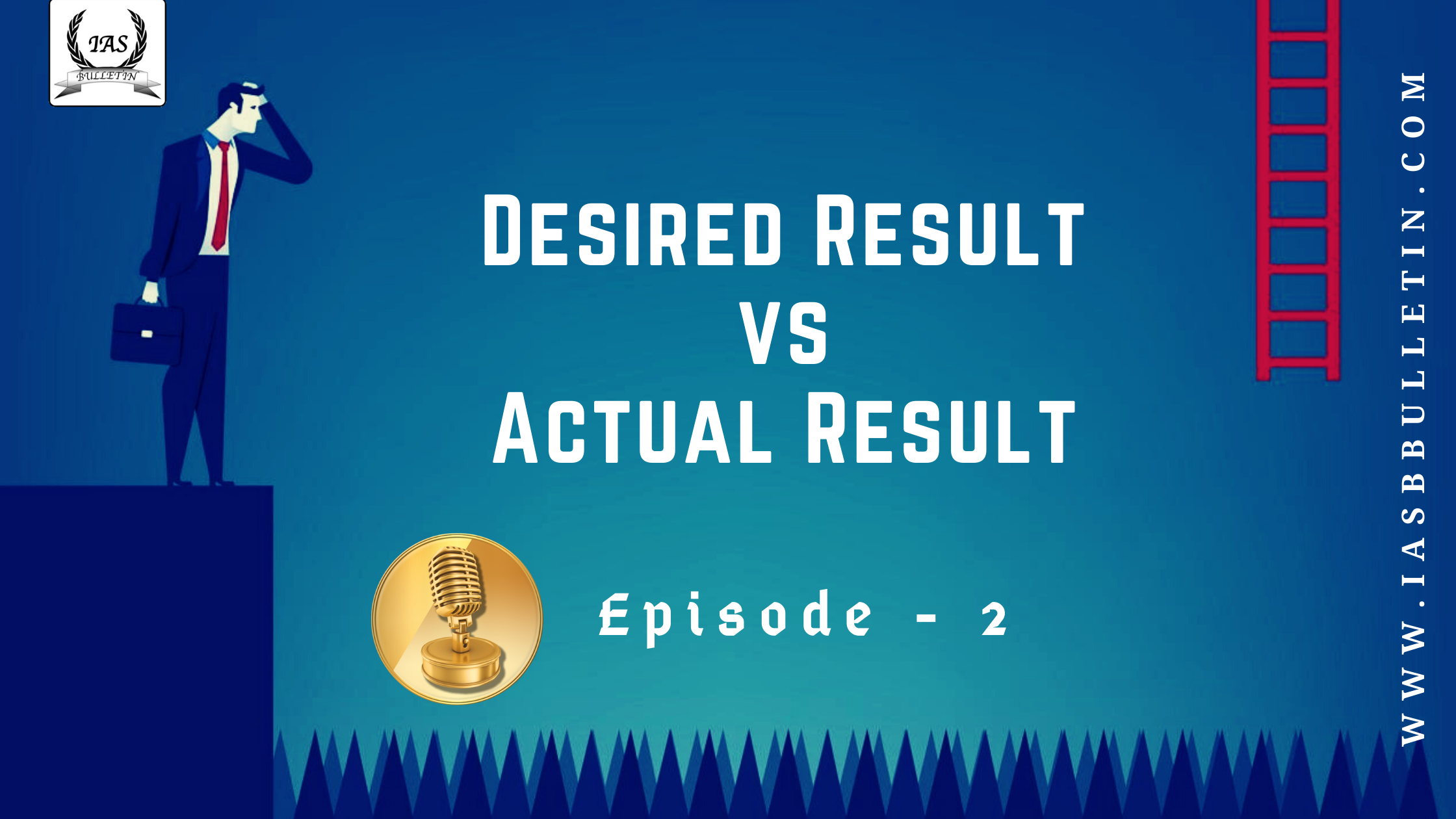 Desired vs Actual Result